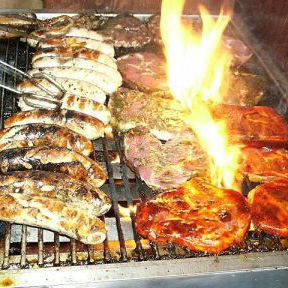 barbecue-famille